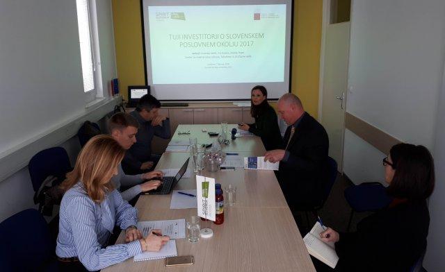 Podjetja s tujim kapitalom v Sloveniji za leto 2018 napovedujejo rast in širitev poslovanja