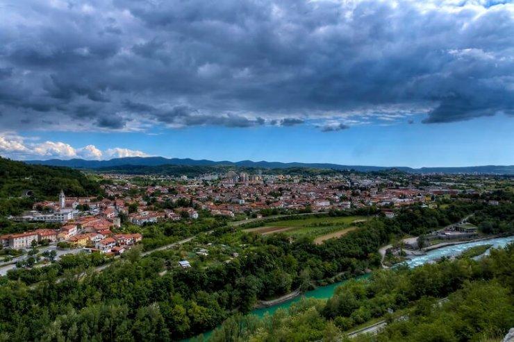 Najbolj varno slovensko mesto je Nova Gorica
