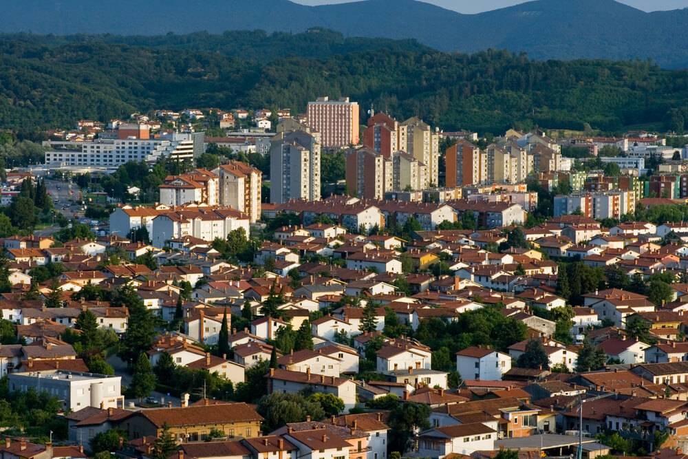 Nova Gorica - kandidatka za Evropsko prestolnico kulture