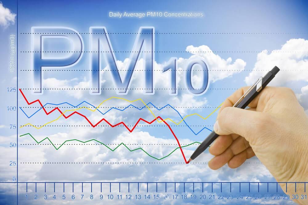 Kranj in Hrastnik nič več med občinami s preseganji delcev PM10