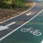 Gradnja infrastrukture za pešce in kolesarje na Ptuju